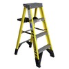 Werner 4-ft Fiberglass 375 Lbs. Type Iaa Step Ladder
