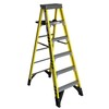Werner 6-ft Fiberglass 375 Lbs. Type Iaa Step Ladder
