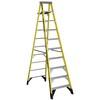 Werner 10-ft Fiberglass 375 Lbs. Type Iaa Step Ladder