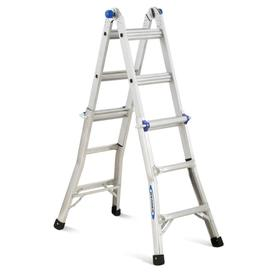 Werner 13-ft Aluminum Multi-Position Ladder