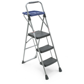 Werner 3' Steel Step Stool