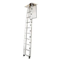 Attic Ladders From Lowes Wood Aluminum Amp Folding Equipment