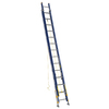 Werner 28-ft Fiberglass 300-lb Type IA Extension Ladder