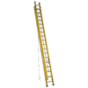 Werner 36-ft Fiberglass 300-lb Type IA Extension Ladder