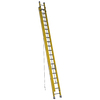 Werner 40-ft Fiberglass 300-lb Type IA Extension Ladder