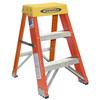 Werner 2-ft Fiberglass 300-lb Type IA Step Ladder