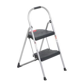 Werner 2-Step Steel Step Stool