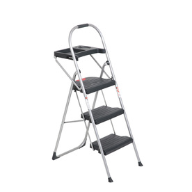 Werner 3-Step Steel Step Stool