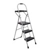 Werner 3-Step Steel Step Stool