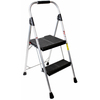 Werner 2-Step Aluminum Step Stool