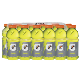 Gatorade 12-Pack 20-fl oz Lemon Lime Sports Drink