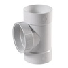 NDS 4-in Dia. 90-Degree PVC Sewer Drain Sewer Tee