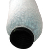NDS 3-in x 10-ft Corrugated French Drain Pipe