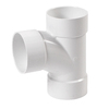 NDS 3-in Dia. 90-Degree PVC Sewer Drain Sewer Tee