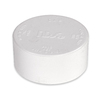 NDS 3-in Dia PVC Cap Fitting