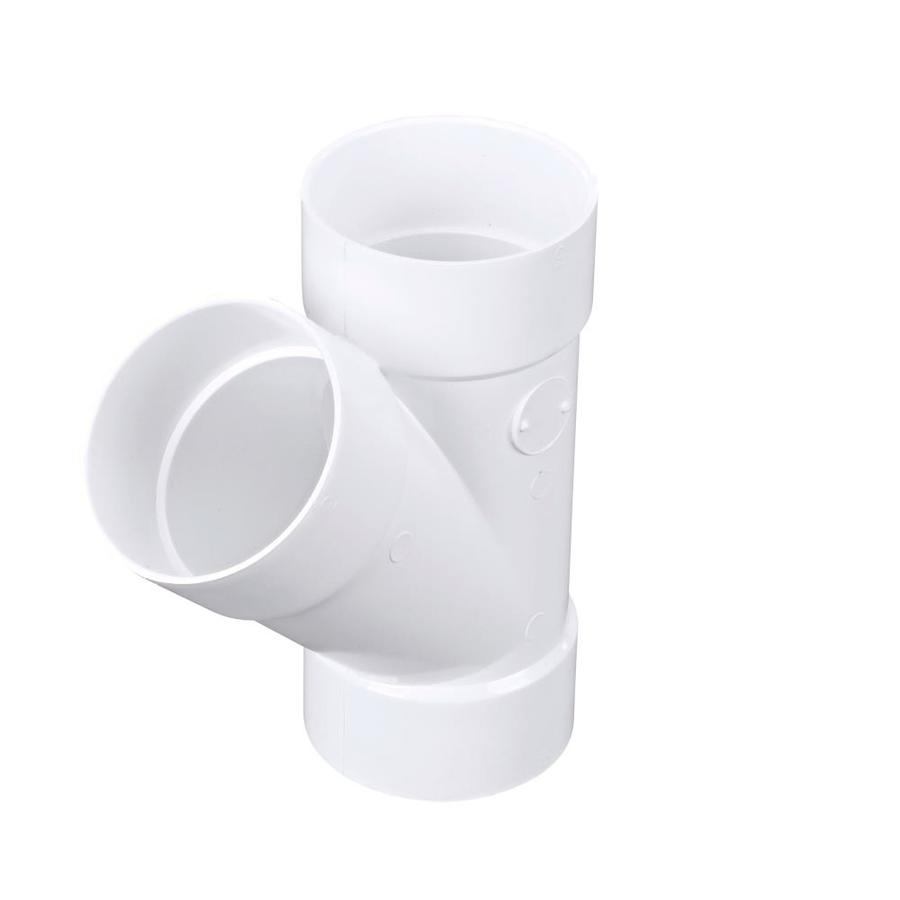 Shop in dia degree pvc wye fitting at lowes