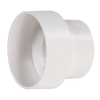 NDS 3-in x 4-in Dia. PVC Sewer Drain Coupling