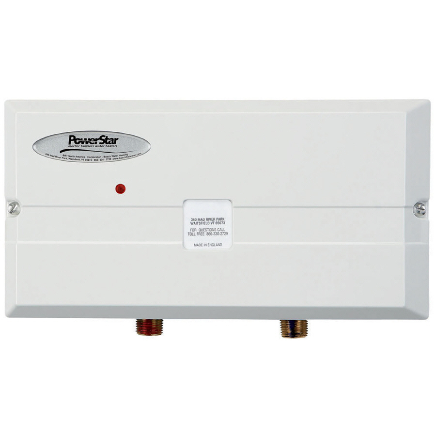 Shop powerstar electric point of use water heater at for Used water heaters