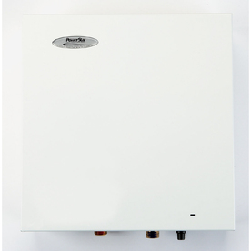PowerStar 240-Volt 10 Years On Heat Exchanger, 1 Year On Parts Residential Tankless Electric Water Heater