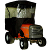 Husqvarna Black Tractor Snow Cab