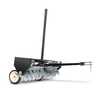 Blue Hawk 40-in Spike Lawn Aerator