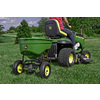 John Deere 130 Lbs.-Lb Capacity Tow-Behind Lawn Spreader