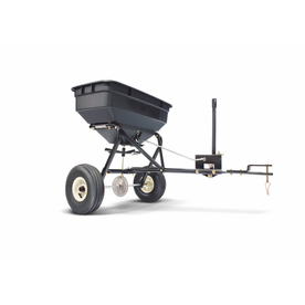 Blue Hawk Tow-Behind Lawn Spreader