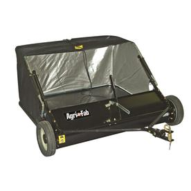 PreciseFit 42-in Tow-Behind Lawn Sweeper