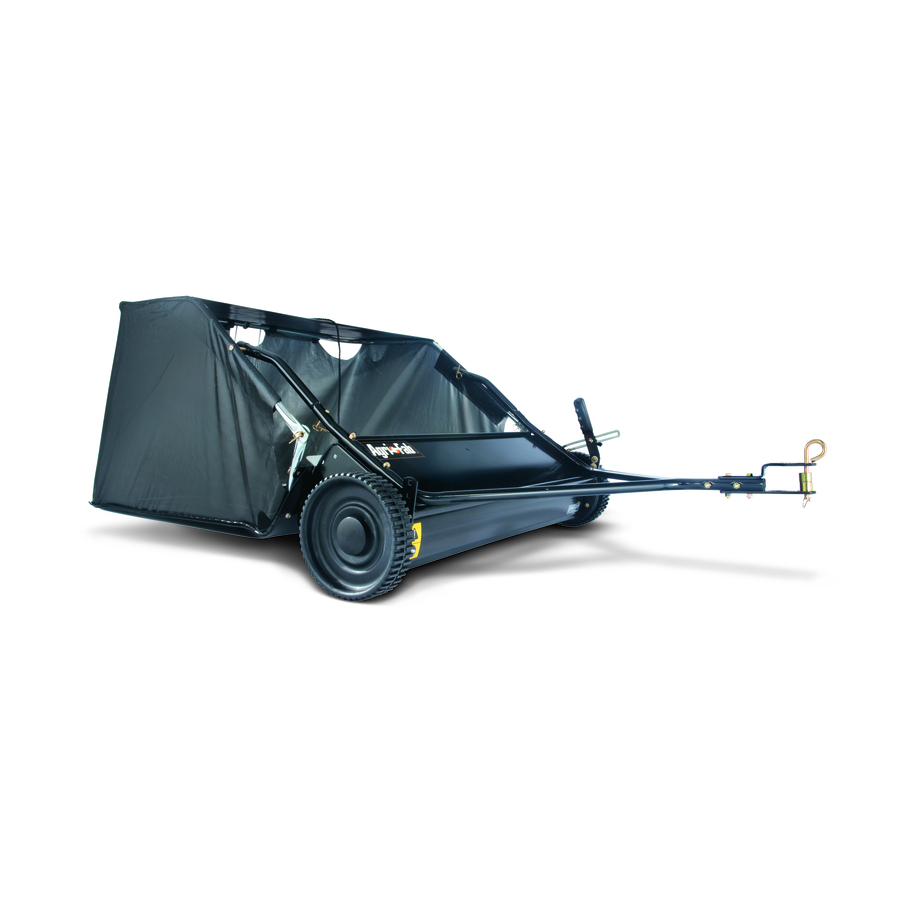 Shop agri fab 38 in lawn sweeper at for Prix pelouse