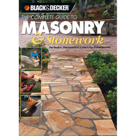 Black and Decker Complete Guide To Masonry and Stonework