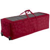 Classic Accessories 58-in W x 17.5-in H 10.28-cu ft Polyester Christmas Tree Storage Bag