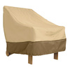 Classic Accessories Veranda Pebble and Bark Adirondack Chair Cover