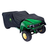 John Deere Black Full Size John Deere Gator Cover