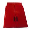 Gordon 48.5-in x 66.5-in Steel Cellar Door