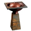 Kenroy Home Cauldron 1-Tier Fountain
