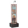 Kenroy Home Montpelier 58-in Stone Rock Waterfall Indoor Fountain
