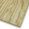 48-in x 96-in Beaded Untreated Wood Siding