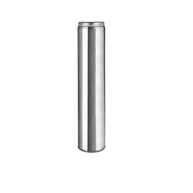 Selkirk 8-in x 36-in Stainless Steel Chimney Pipe