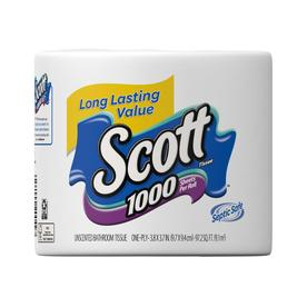 SCOTT 1-Pack Toilet Paper