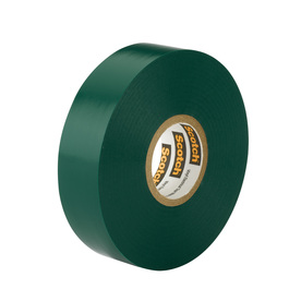 Scotch 3/4-in x 66-ft Green General-Duty Electrical Tape
