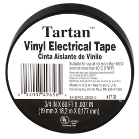 3M 3/4-in x 60-ft General-Duty Electrical Tape