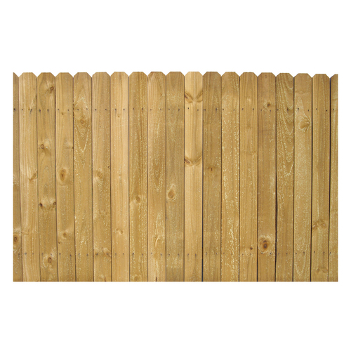 4 fence panels fencing