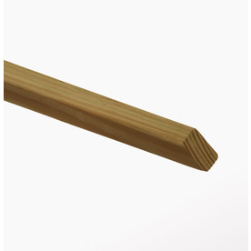 Severe Weather 2-in x 2-in x 48-in Mitered 1-End Treated Deck Baluster