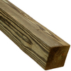 Severe Weather #2 Pressure Treated Lumber (Common: 6 x 6 x 12; Actual: 5.5-in x 5.5-in x 144-in)
