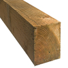 Severe Weather Standard Pressure Treated Lumber (Common: 4 x 4 x 8; Actual: 3-1/2-in x 3-1/2-in x 96-in)