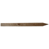 25-Pack 23.75-in Wood Landscape Stakes