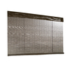 Style Selections Fruitwood Light Filtering Bamboo Roll-Up Shade (Common 96-in; Actual: 96-in x 72-in)