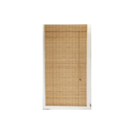 Shop Style Selections Spice Light Filtering Bamboo Roll Up Shade Common 72 I
