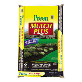 2 Cu. Ft. Midnight Black Mulch