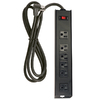 Utilitech 6-Outlet Metal Power Strip